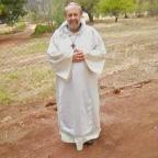 Obit Notitiam: The Rt. Revd. Dom. Barrie of St Alphonsus (Hodgin) OSBA. Titular Bishop of Caerleon