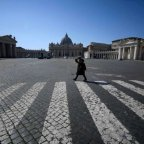 On the night between 3 and 4 February 1944, the Nazi-fascist raid on the Papal Basilica